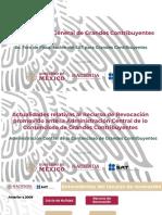 Actualidades en Recurso de Revocación Promovido Ante La Administración Central Para Los Grandes Contribuyentes