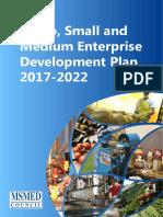 PRRD MSME Devt Plan 2017-2022