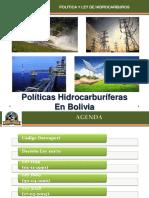 Politica de hidrocarburos
