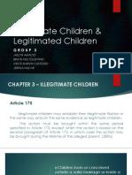 Illegitimate Children Report