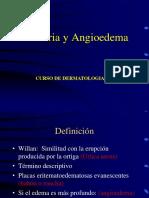 Urticaria UNSM 2015