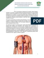 Proyecto Hipertensión Arterial