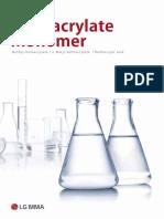 LGMMA Monomer Brochure 2015 E