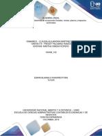 Unidad 2 Tarea 2 Sistemas de Ecuaciones Lineales, Rectas, Planos y Espacios Vectoriales Grupo 100408_102