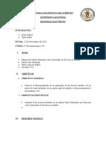 Informe Variador de Frecuencia Motor AC