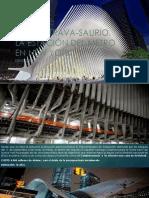 EL CALATRAVA-SAURIO.pptx