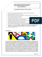 Guía de Aprendizaje 2 SALUD OCUPACIONAL - Diagnosticar Las Condiciones de Seguridad2