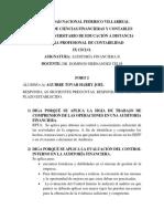 FORO 2. AUDIFIN II.docx