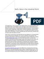 Slim Seal Butterfly Valve in India