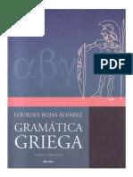 Lourdes Rojas Álvarez – Gramática Griega II