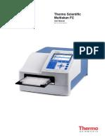 N07710 Ver2.2 Multiskan FC User Manual En