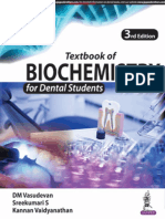 Textbook of Biochemistry for Dental Students-3rd.ed