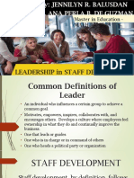 Leadership in Staff development.pptx