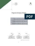Manual Industrial de Servicios