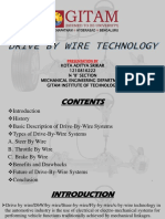 Drive by Wire Technology