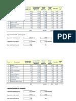 costos Empresa Servicios de TM