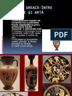 Ceramica greceasca PPT