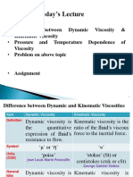 04_Temperature and Pressure Dependency for Viscosity