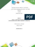 Anexo 1. Tarea 4 – Argumentar Respuestas a Interrogantes Del Ámbito Agrario y Ambiental (1)
