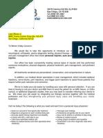 Attorney Letter Marketing
