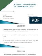 PPT-Vessel Monitoring Final