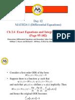 13.2.6 - Exact Equations and Integrating Factors (1) (2).pptx