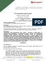 Bhatia International vs Bulk Trading SA and Ors 13s020185COM812675-1