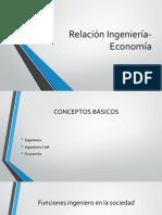 Relación Ingeniería Economía2