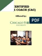 CAC- Agile Certification Brochure
