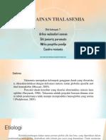 Kelainan Thalasemia Kel.7-1