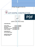 271188495 Project Management Report