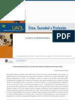 E. 5 Etica Lectura_La Responsabilidad.pdf