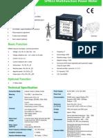 SPM33 Data Sheet V2