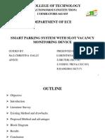 car parking system-sruthi.pptx