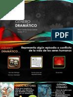 Genero Dramatico_Alma Camila Clavijo_Septimo Cuatro