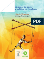 Investigación - Elites, redes de poder y régimen político en Honduras.pdf