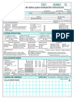 Formato de evaluación de daños