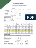 Meyerhof Method Pile Capacity