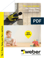 Tile Fixing and Care Solution Brochure WEB_new