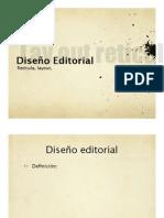 Editorial Basics