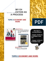 FHHM1124 Chpt 9 Economy and Work
