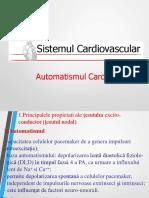 automatismul inimii