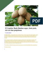 29 Gambar Buah.doc Tugas Kk Ivan