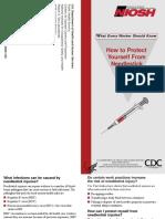 Needle stick Injury - ICD.pdf