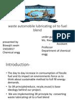 Waste Automobil-WPS Office