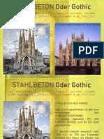 Stahlbeton Oder Gothic