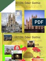 Stahlbeton Oder Gothic Vol_iv