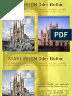 Stahlbeton Oder Gothic Vol_iii