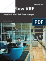 Side Flow VRF Catalogue 2019