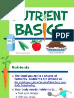 Nutrient Grade 7 2016